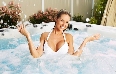 Spa ou Jacuzzi gonflable