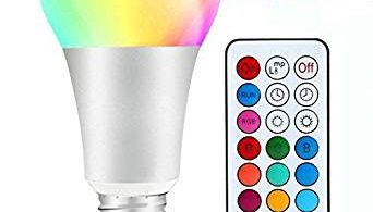 Ampoule led couleur