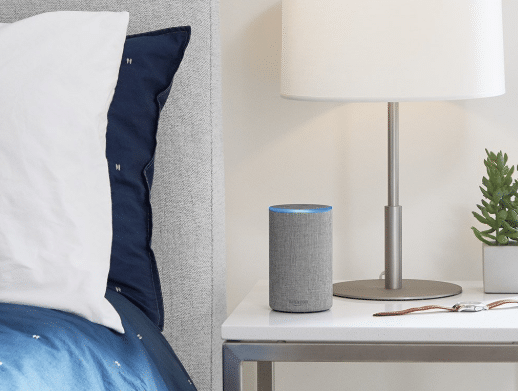 Enceinte connectée avec Alexa Amazon Echo