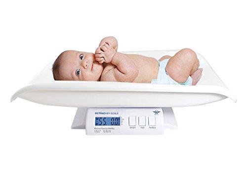 Pèse-bébé pratique