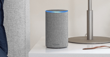 enceinte Amazon Echo Alexa