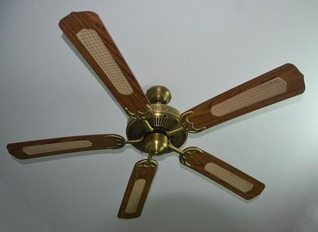 ventilateur silencieux de plafond