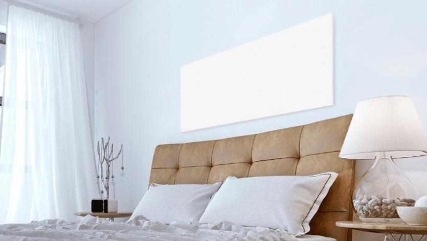 Avantage radiateur infrarouge extra plat
