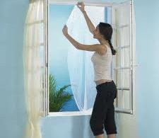 moustiquaire de fenêtre