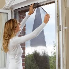 installation moustiquaire de fenêtre