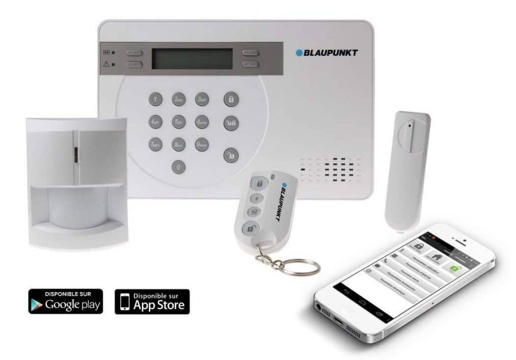 Alarme maison sans fil Blaupunkt SA 2700