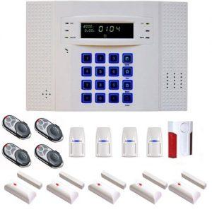alarme maison sans fil DNB