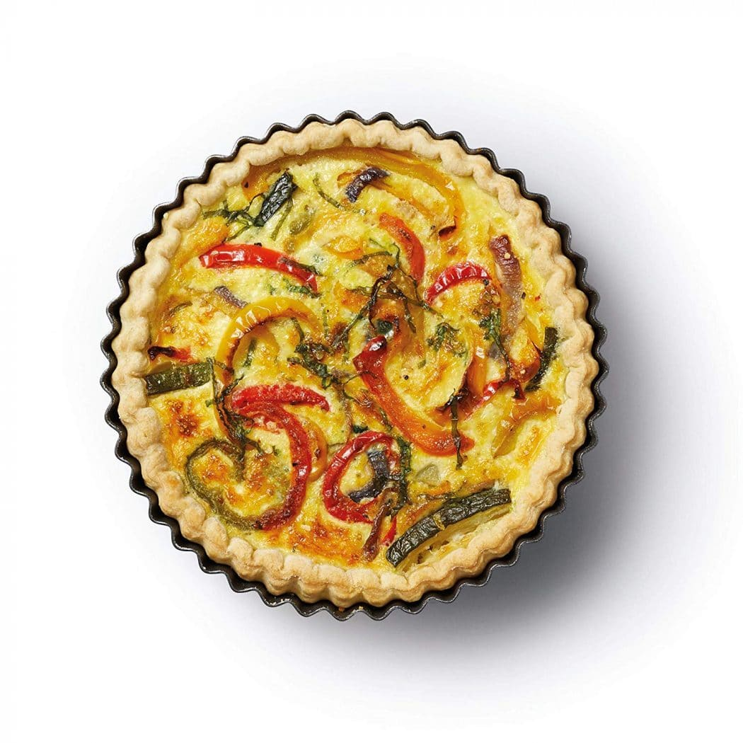 quiche au cookeo