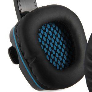 Casque à écouteur Professionnel 3.5mm SADES SA-708 pour PC Notebook