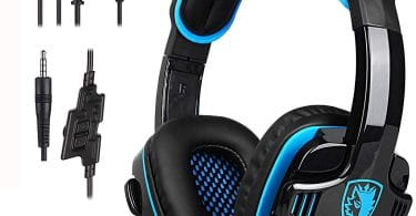 Casque gaming SADES SA-708