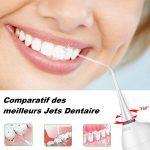Comparatif des meilleurs jets dentaire