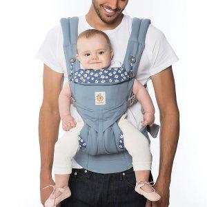 Porte bébé multi positions Ergobaby 360