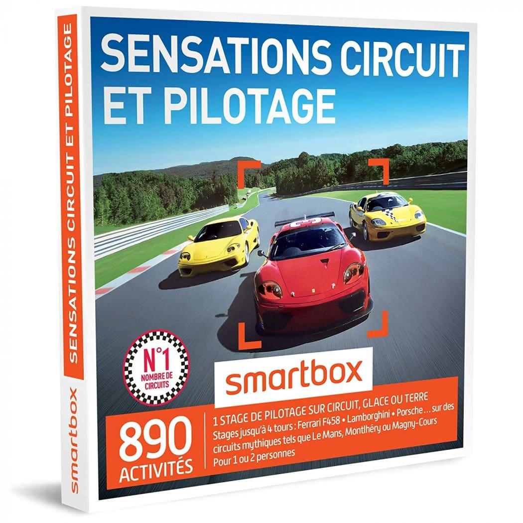 Smartbox stage de pilotage
