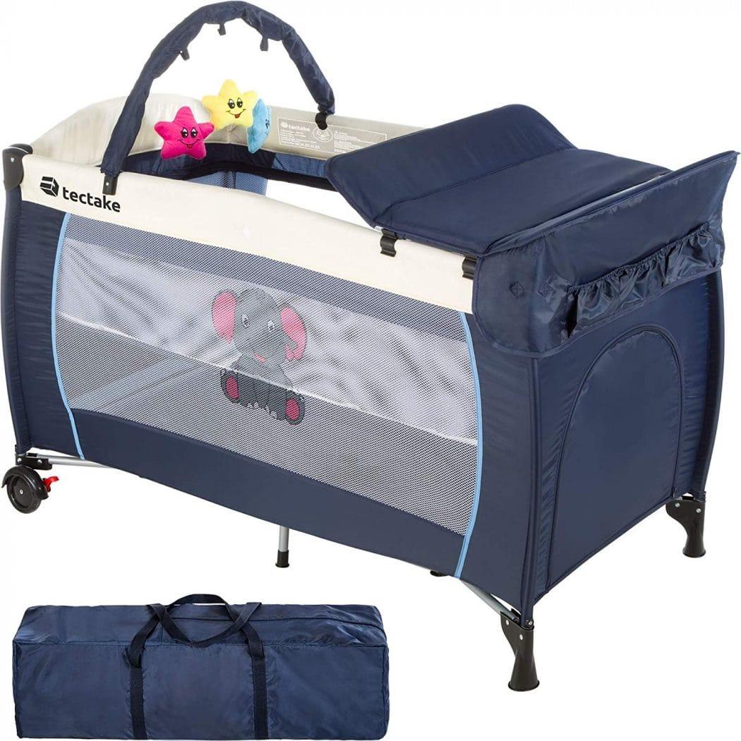 Parc Enfant Rose Voyage Lit dAppoint Kinderkraft Lit Parapluie B/éb/é JOY