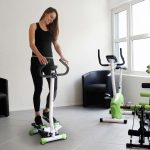 Utilisation du stepper MAXOfit Stepper Greenline MF-15