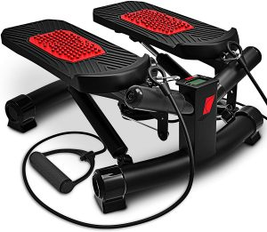 stepper d'appartement Sportstech Twister 2 en 1