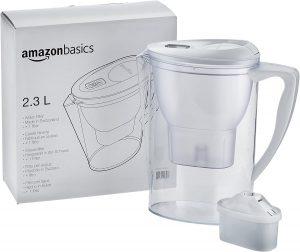 Carafe filtrante AmazonBasics 2,3 l
