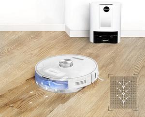 Avis sur le robot aspirateur laveur Ultenic T10